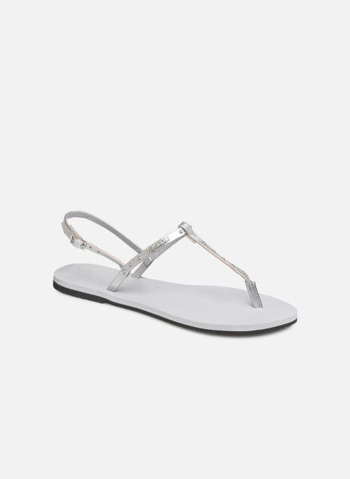 Sandales et nu-pieds Havaianas You Riviera Maxi Gris vue détail/paire