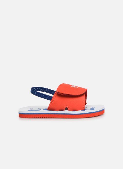Sandaler BOSS Claquette J09110 Röd bild från baksidan