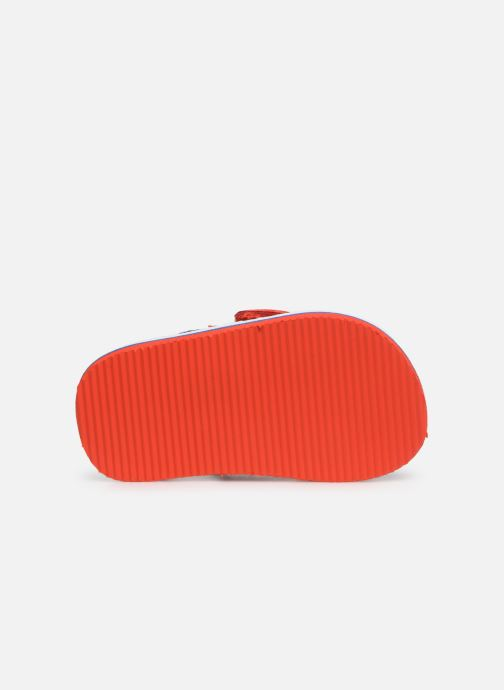 Sandaler BOSS Claquette J09110 Röd bild från ovan