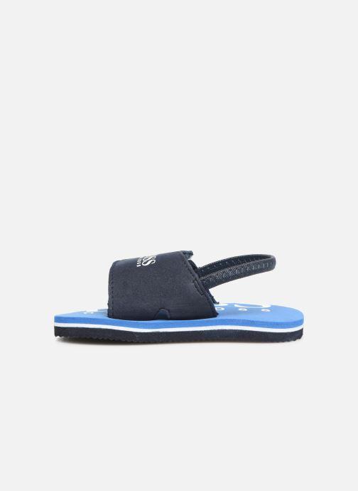 tout neuf chercher remise chaude BOSS Claquette J09110 (Bleu) - Sandales et nu-pieds chez ...
