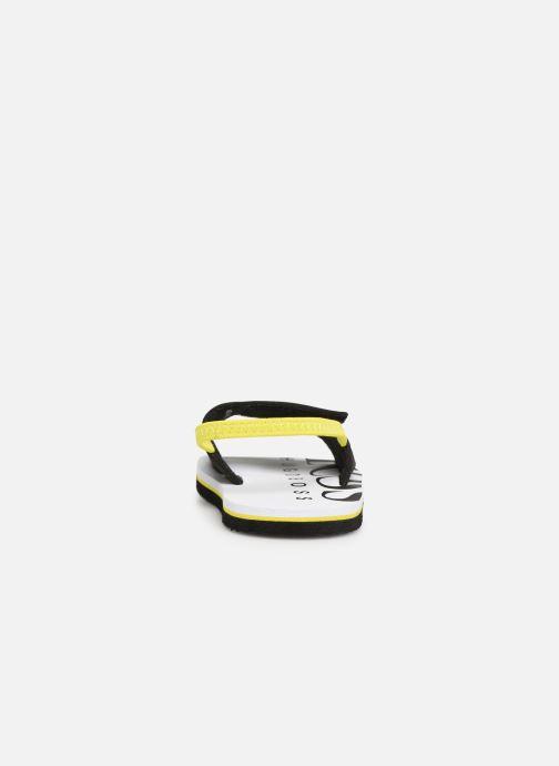 Sandalen BOSS Claquette J09110 schwarz ansicht von rechts