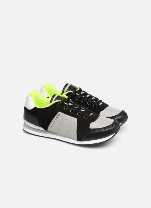 Sneakers BOSS Retrorunning J29168 Grigio immagine 3/4