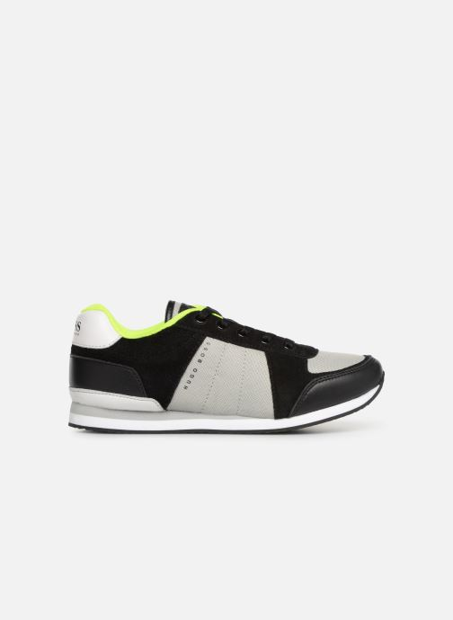 Sneakers BOSS Retrorunning J29168 Grigio immagine posteriore