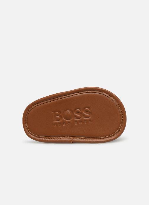 Sandales et nu-pieds BOSS Sandale BB J99066 Marron vue haut