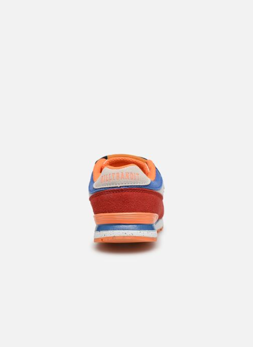 Baskets Billybandit MARTY Multicolore vue droite