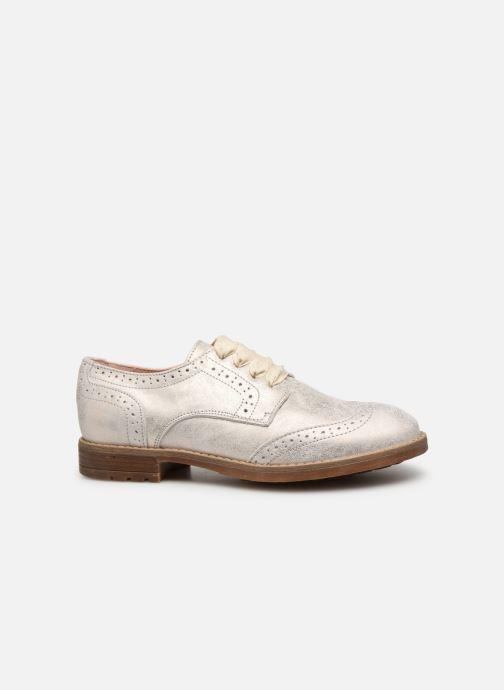 Chaussures à lacets Acebo's Maria Or et bronze vue derrière