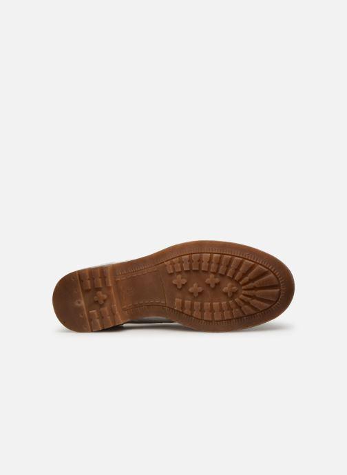 Chaussures à lacets Acebo's Maria Or et bronze vue haut