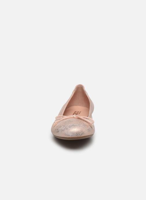 Ballerines Acebo's Julia Argent vue portées chaussures