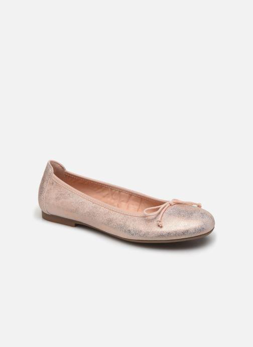Ballerinas Acebo's Julia silber detaillierte ansicht/modell