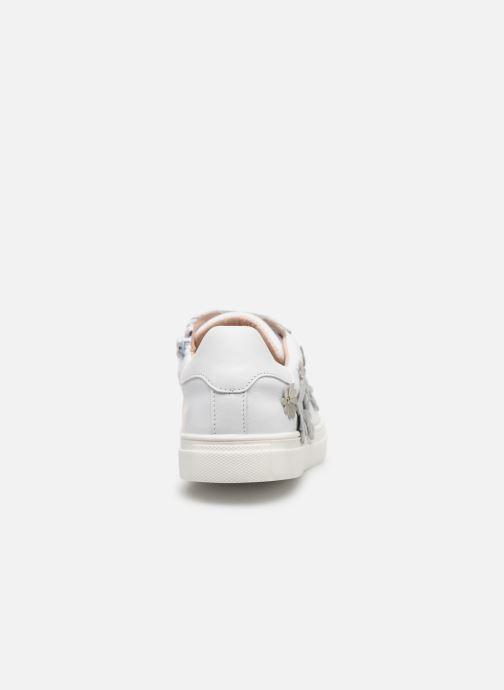 Baskets Acebo's Carolina Blanc vue droite