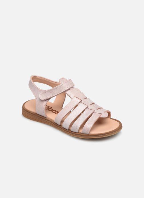 Sandales et nu-pieds Acebo's Alicia Rose vue détail/paire