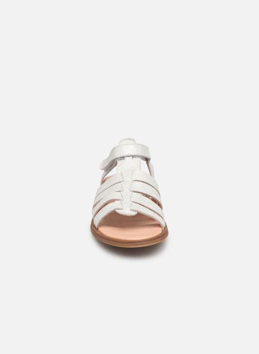 Sandales et nu-pieds Acebo's Alicia Gris vue portées chaussures