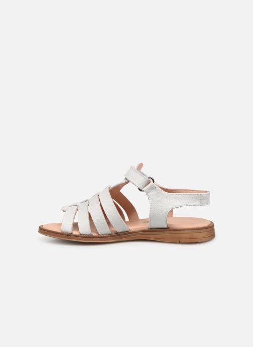Sandales et nu-pieds Acebo's Alicia Gris vue face