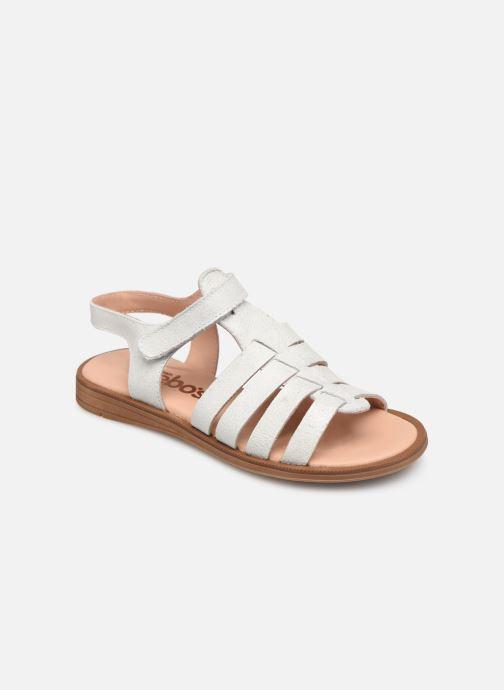 Sandales et nu-pieds Acebo's Alicia Gris vue détail/paire