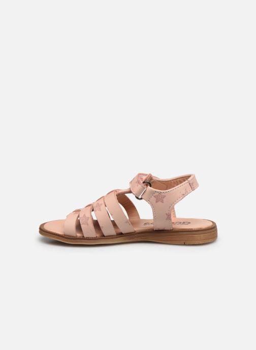 Sandales et nu-pieds Acebo's Alicia Rose vue face