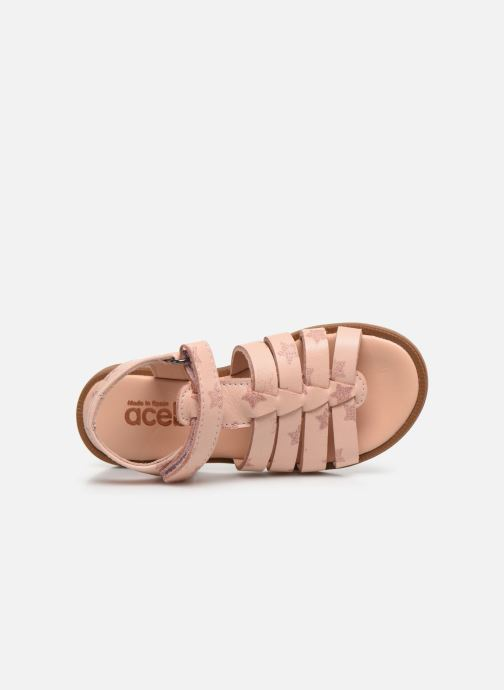 Sandales et nu-pieds Acebo's Alicia Rose vue gauche