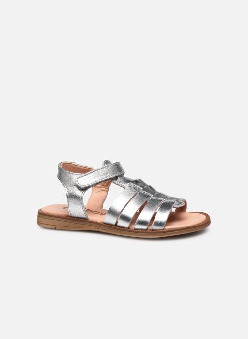 Sandales et nu-pieds Acebo's Alicia Argent vue derrière