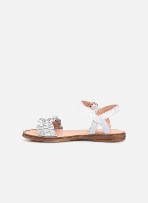 Sandales et nu-pieds Acebo's Martina Argent vue face