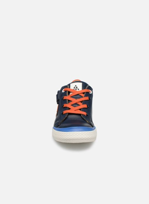 Sneaker Acebo's Malta blau schuhe getragen