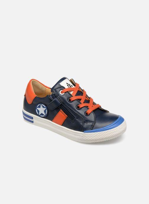 Sneaker Acebo's Malta blau detaillierte ansicht/modell