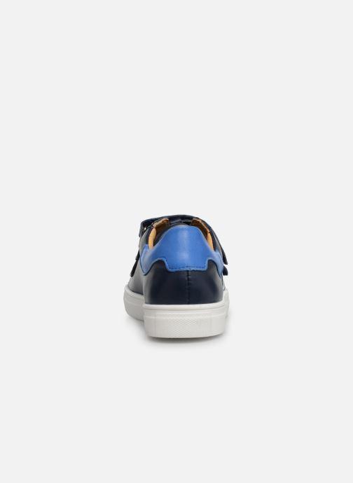 Sneakers Acebo's Mateo Blå Bild från höger sidan