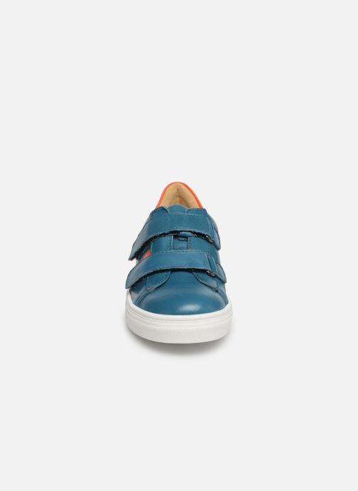 Baskets Acebo's Mateo Bleu vue portées chaussures