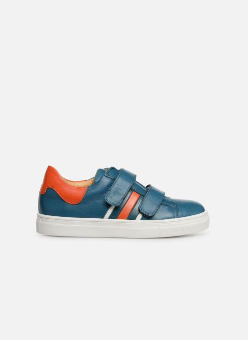 Sneakers Acebo's Mateo Blå bild från baksidan