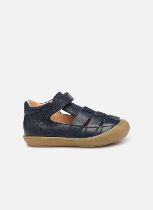 Sandales et nu-pieds Acebo's Roman Bleu vue derrière