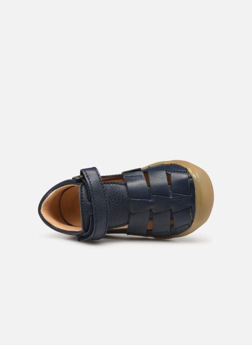 Sandales et nu-pieds Acebo's Roman Bleu vue gauche