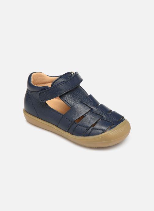 Sandales et nu-pieds Acebo's Roman Bleu vue détail/paire