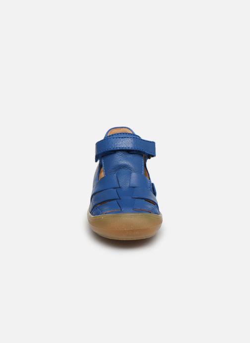 Sandali e scarpe aperte Acebo's Roman Azzurro modello indossato