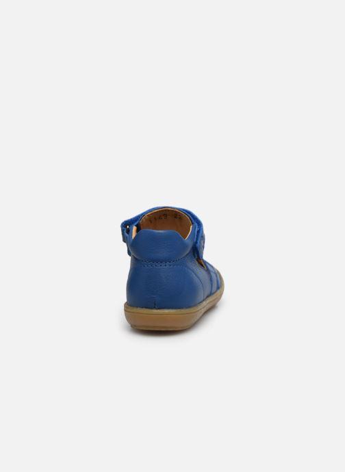 Sandali e scarpe aperte Acebo's Roman Azzurro immagine destra