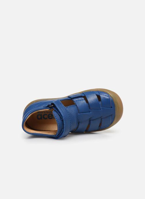Sandali e scarpe aperte Acebo's Roman Azzurro immagine sinistra