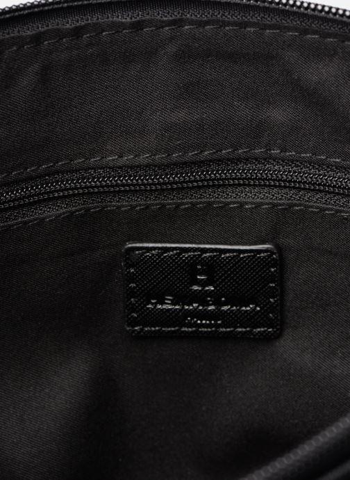 Handtaschen Hexagona MALIBU CABAS schwarz ansicht von hinten