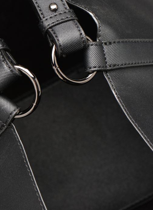 Bolsos de mano Hexagona LAGUNE Porté épaule Negro vista lateral izquierda