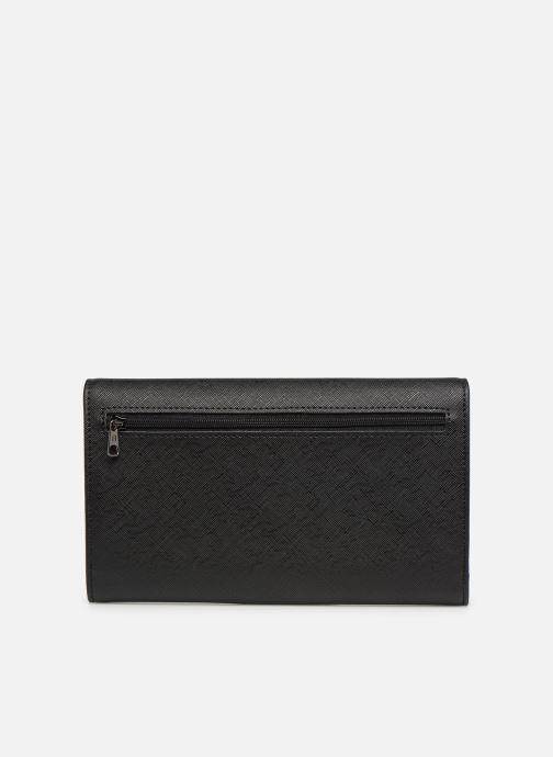 Portemonnaies & Clutches Hexagona SYNSA PORTE-CHEQUIER schwarz ansicht von vorne