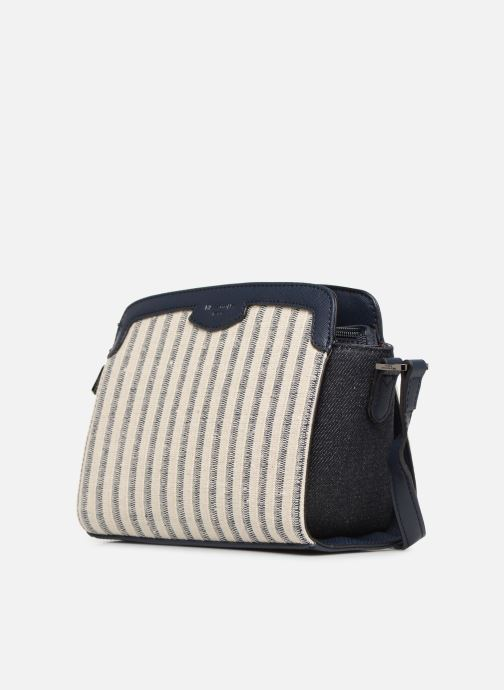 Handtassen Hexagona DEAUVILLE CROSSBODY Blauw model