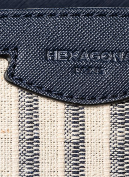 Handtassen Hexagona DEAUVILLE CROSSBODY Blauw links