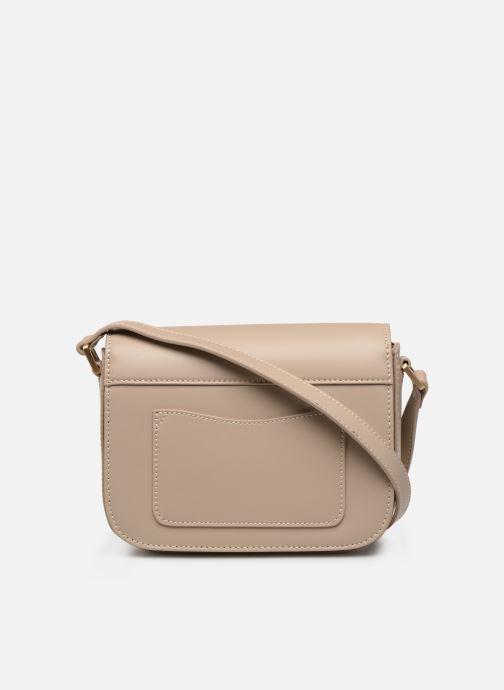Sacs à main Hexagona ICONE CUIR CROSSBODY Beige vue face