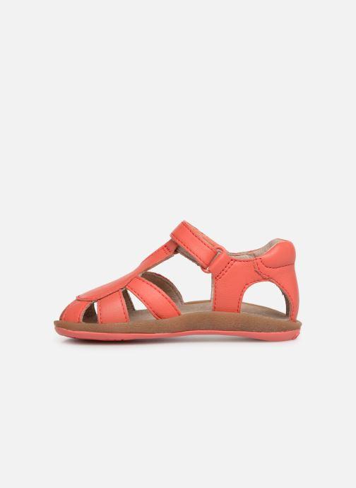 Sandales et nu-pieds Camper Bicho 800279 Rouge vue face