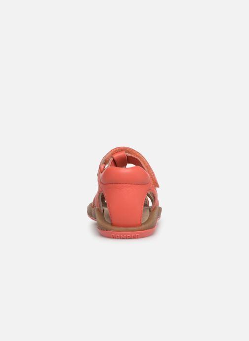 Sandales et nu-pieds Camper Bicho 800279 Rouge vue droite