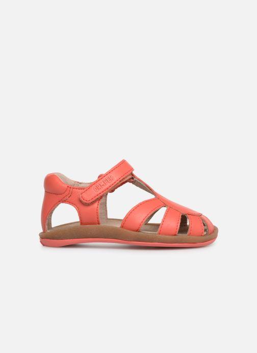 Sandales et nu-pieds Camper Bicho 800279 Rouge vue derrière