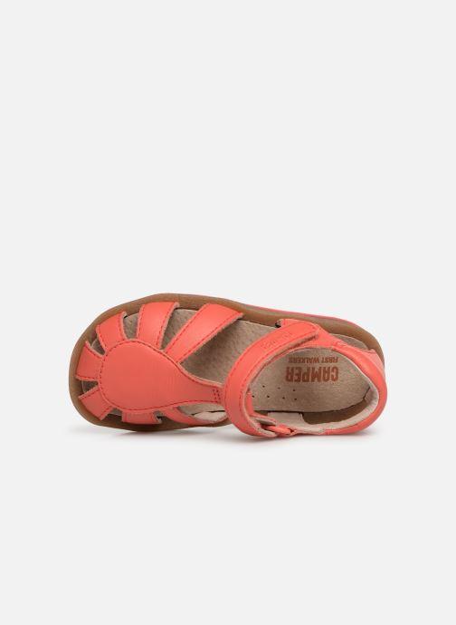 Sandales et nu-pieds Camper Bicho 800279 Rouge vue gauche