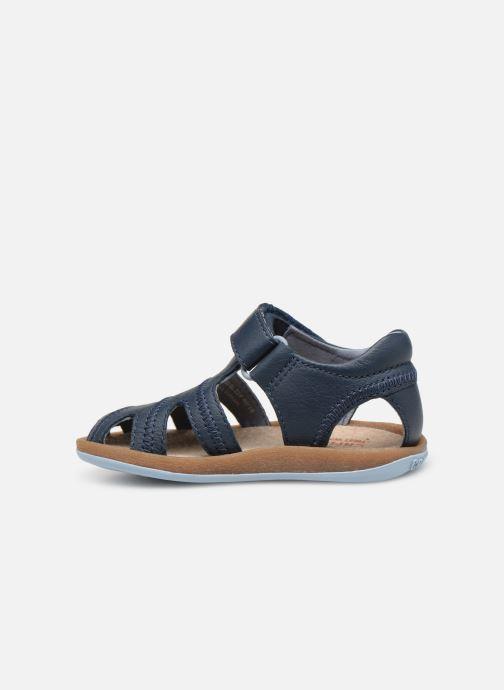 Sandales et nu-pieds Camper Bicho 80372 Bleu vue face