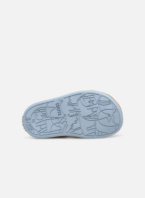 Sandales et nu-pieds Camper Bicho 80372 Bleu vue haut