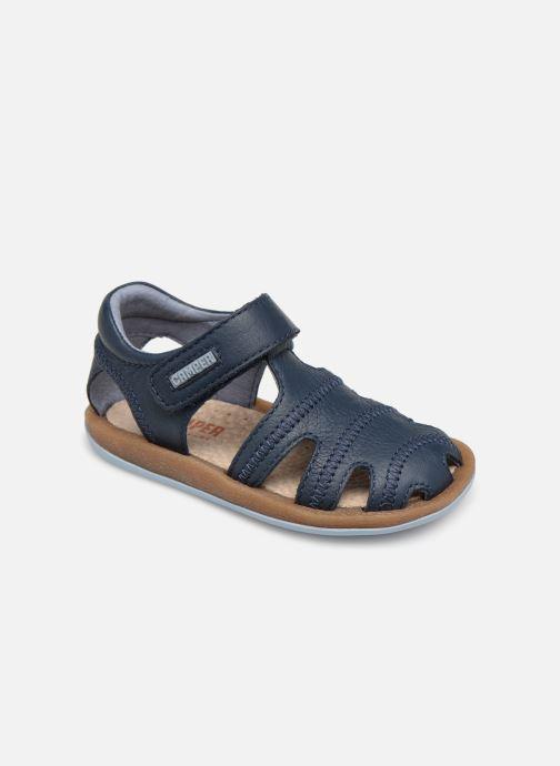 Sandales et nu-pieds Camper Bicho 80372 Bleu vue détail/paire