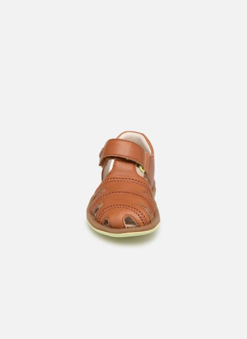 Sandals Camper Bicho 80372 Brown model view