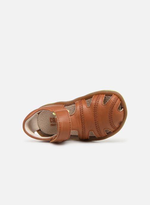 Sandales et nu-pieds Camper Bicho 80372 Marron vue gauche