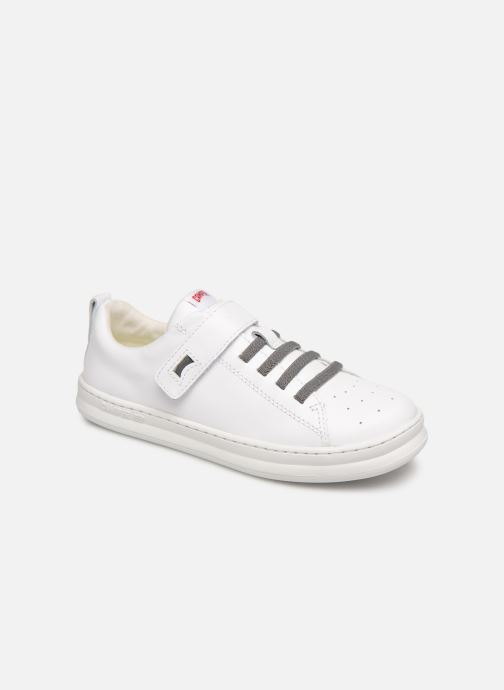 Baskets Camper Run 800247 Blanc vue détail/paire