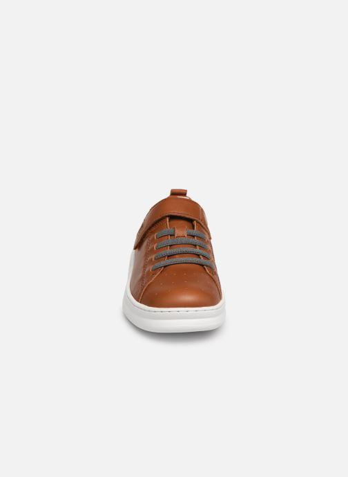 Baskets Camper Run 800247 Marron vue portées chaussures